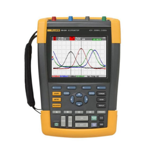 Fluke-190-062 ScopeMeter®彩色数字示波表