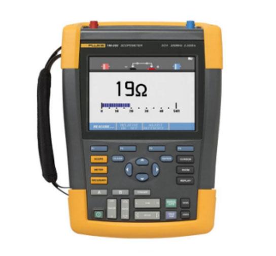 Fluke-190-202/S ScopeMeter®彩色数字示波表