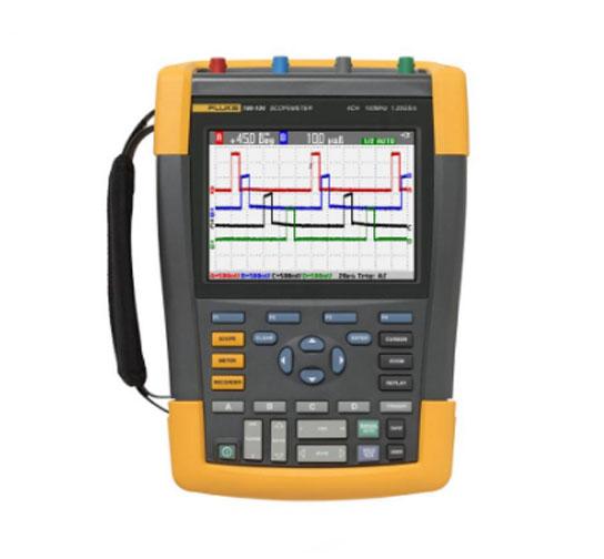 Fluke-190-104 ScopeMeter®彩色数字示波表