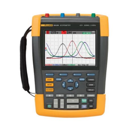 Fluke-190-104/S ScopeMeter®彩色数字示波表