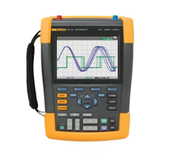 Fluke-190-102 ScopeMeter®彩色数字示波表