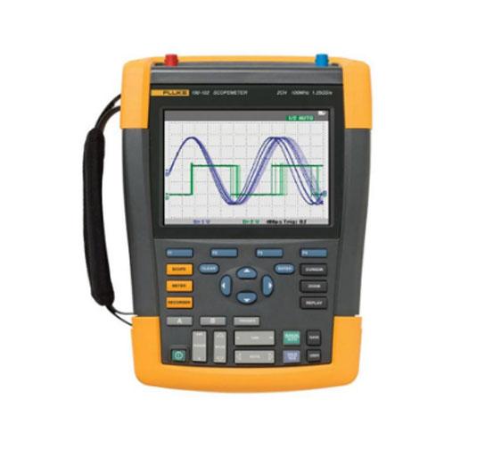 Fluke-190-102/S ScopeMeter®彩色数字示波表