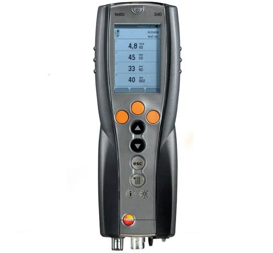 德国德图 testo 340 烟气分析仪