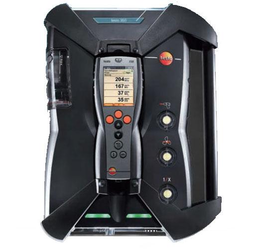 德国德图 testo 350 烟气分析仪蓝色新版本