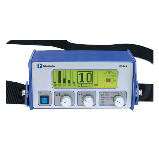 英国雷迪 RD545多功能数字听漏仪