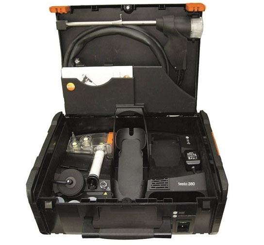 德国德图 细颗粒物测量系统 testo 380,烟尘直读仪