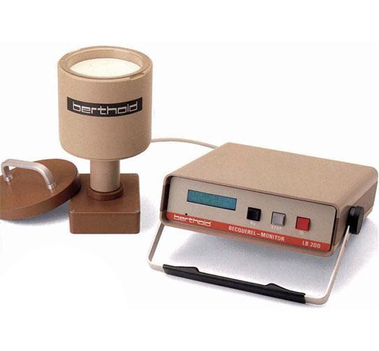 德国伯托 水、食品、生鲜样品活度测量仪LB200