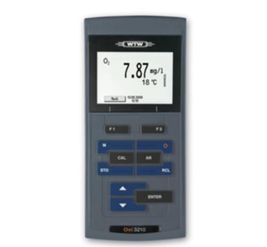 德国WTW OXI 3210手持式溶解氧分析仪