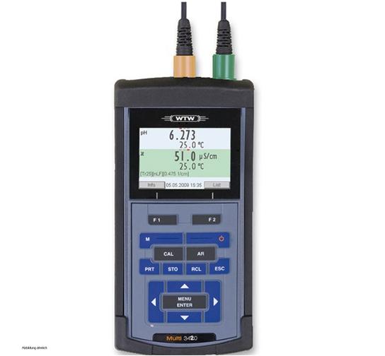 德国WTW Multi3620/3630 IDS多参数水质检测仪