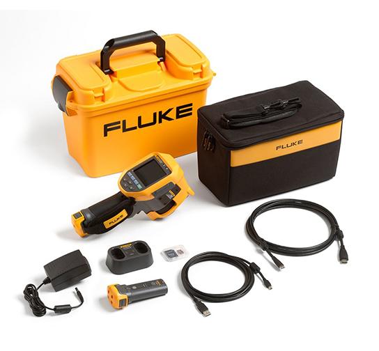 美国Fluke Ti480 PRO 红外热像仪