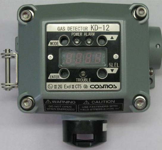 日本NEW-COSMOS(新宇宙) KD-12B可燃性气体传感器