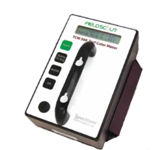 美国SPECTRUM 500 NDVI草坪色彩仪