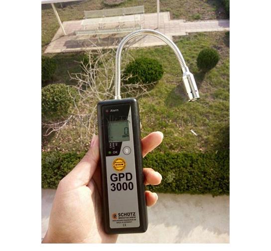 德国Schutz(舒驰) GPD 3000手持式可燃气体检测仪