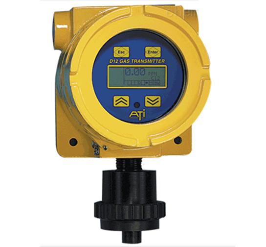 美国ATI D12有毒可燃气体检测仪
