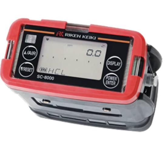 日本RIKEN(理研) SC-8000有毒气体检测仪