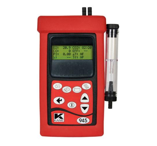 英国凯恩KM945手持式多组分烟气分析仪