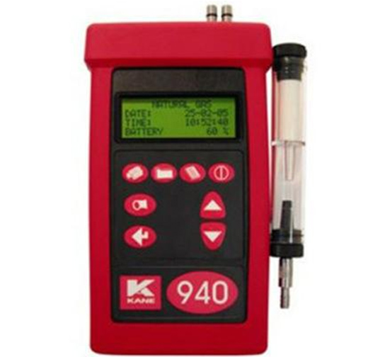 英国KANE(凯恩) KM940型手持式多组分烟气分析仪