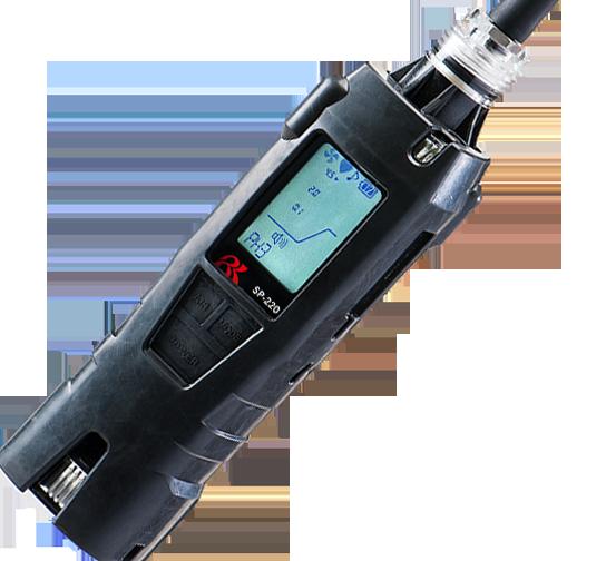 日本RIKEN(理研)SP-220 TYPE SC气体泄漏检测器