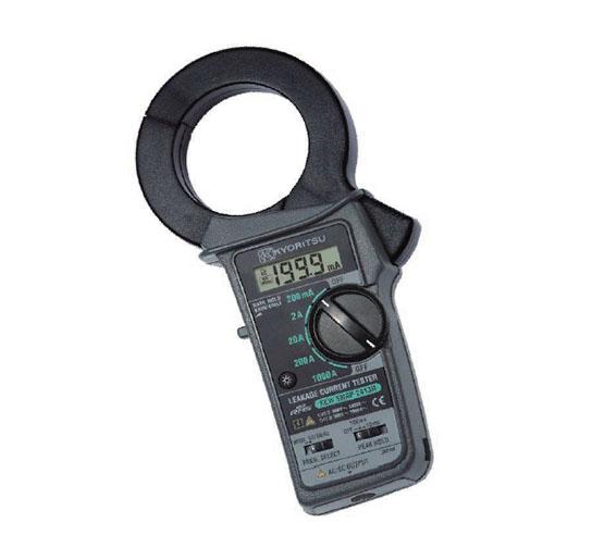 日本共立 KEW 2413R泄漏电流钳形表