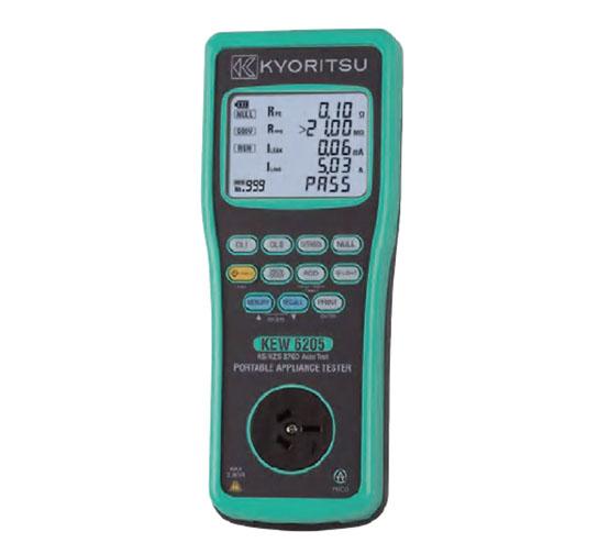 日本共立 KEW 6205安规测试仪