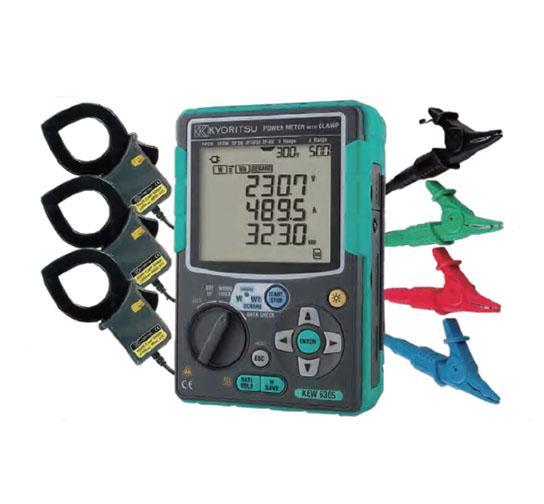 日本共立 KEW 6305电能质量分析仪