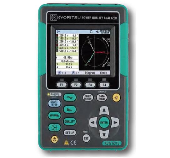 日本共立 KEW 6315电能质量分析仪