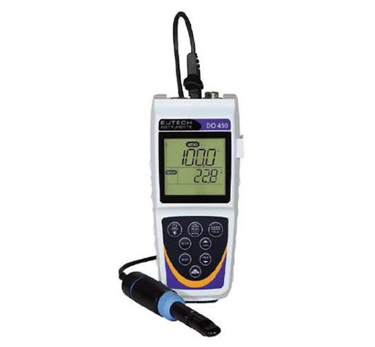 美国Eutech优特  Thermo Scientific™  DO 450便携式溶解氧仪