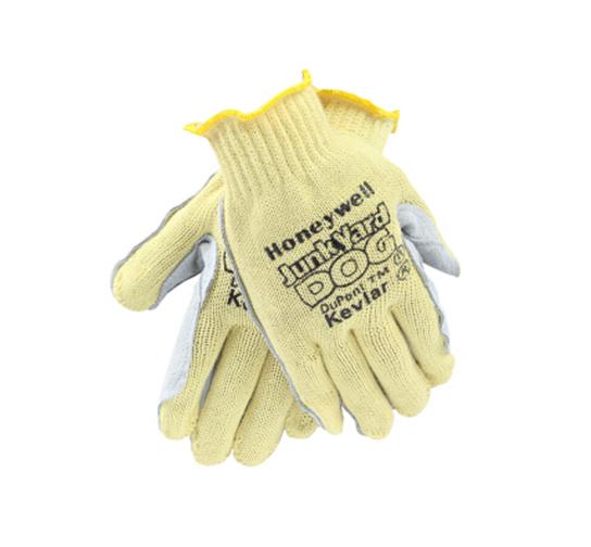 霍尼韦尔 贴皮KEVLAR® 耐磨防割手套