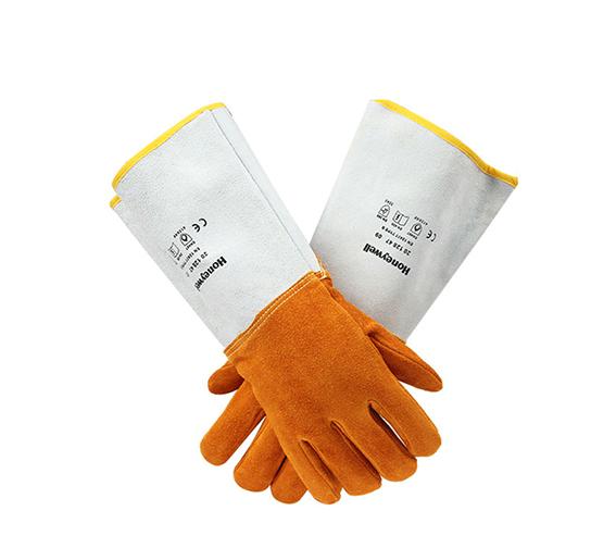 霍尼韦尔 进口皮革焊接隔热手套
