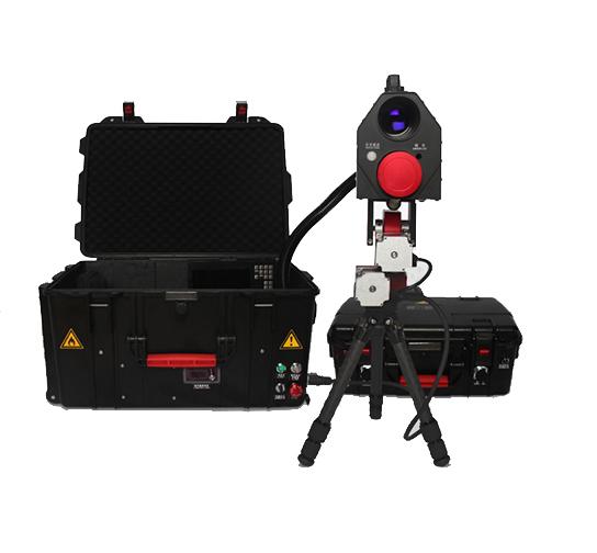 PLS300A光纤激光清障仪