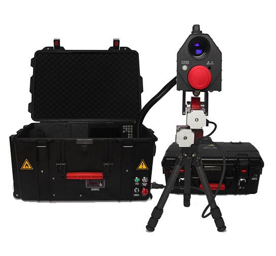 PLS500-B光纤激光清障仪