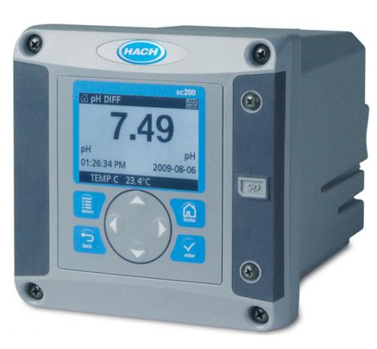 HACH哈希  sc200 通用型数字控制器