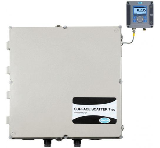 HACH哈希  Surface Scatter 7sc 高量程在线浊度仪