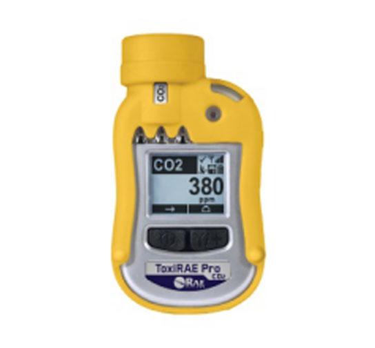 美国华瑞 RAE PGM-1850便携式二氧化碳检测仪