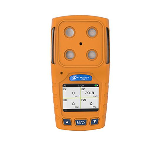 无眼界 ES30A 便携式四合一气体检测仪