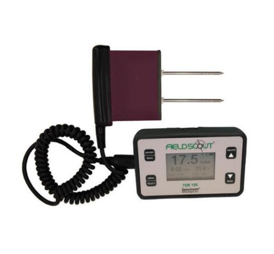 美国SPECTRUM TDR 150便携式土壤水分温度电导率速测仪