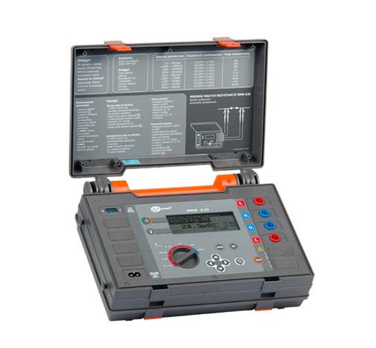 波兰SONEL(索耐)MMR-630 / MMR-620 微欧表