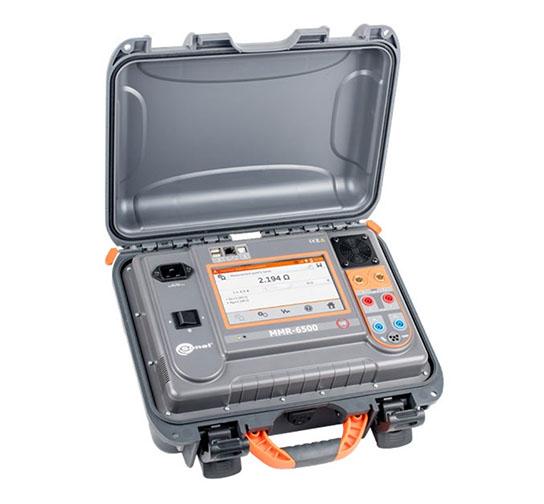 波兰SONEL(索耐)MMR-6700 / MMR-6500微欧表-接触电阻表