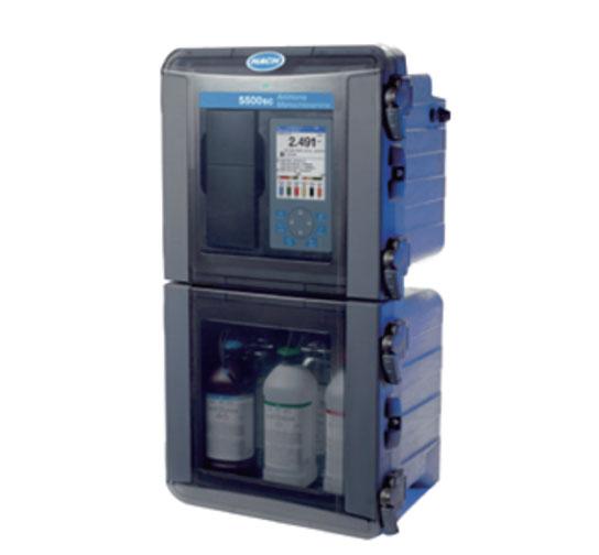 HACH哈希  5500sc AMC  氨/一氯胺分析仪