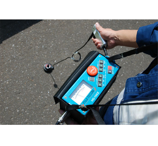 日本富士 HG-10AII漏水探测器
