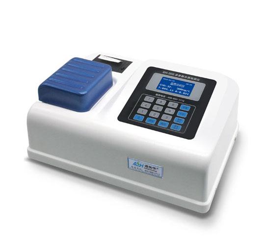 盛奥华 SH-300型水质多参数速测仪