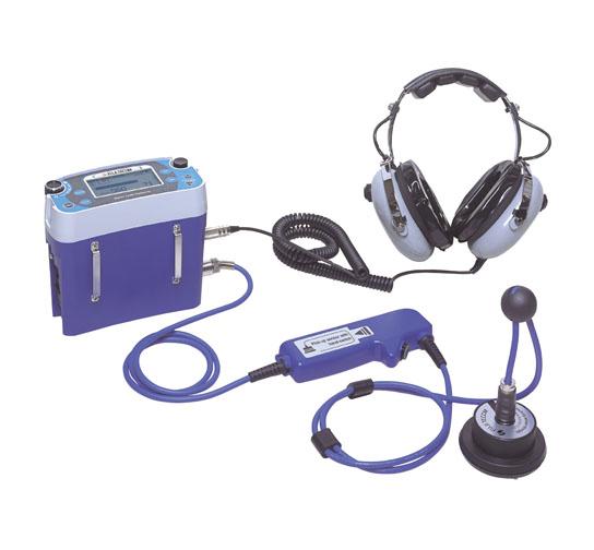 日本富士 DNR—18数字屏噪听漏仪