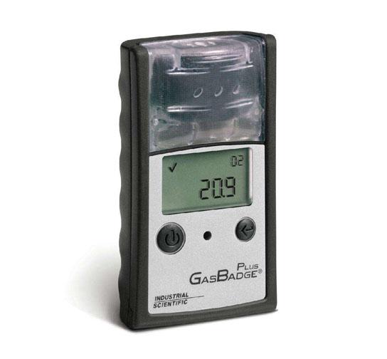 美国INDUSTRIAL-SCIENTIFIC(英思科) GasBadge plus一氧化碳检测仪