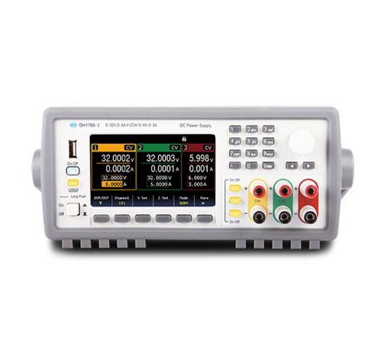 大华电子  DH1766 系列线性三路可编程直流电源