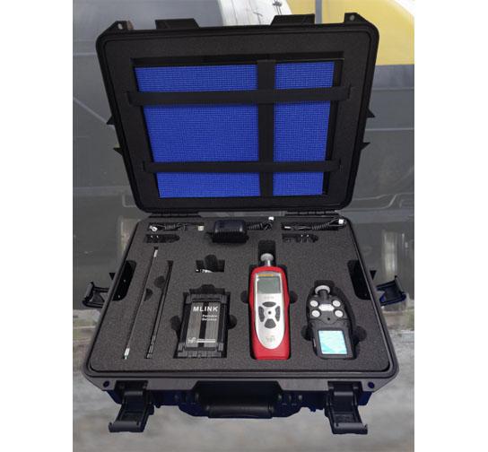 美国MPOWER  MW102 军事毒物气体检测系统(无线传输版)